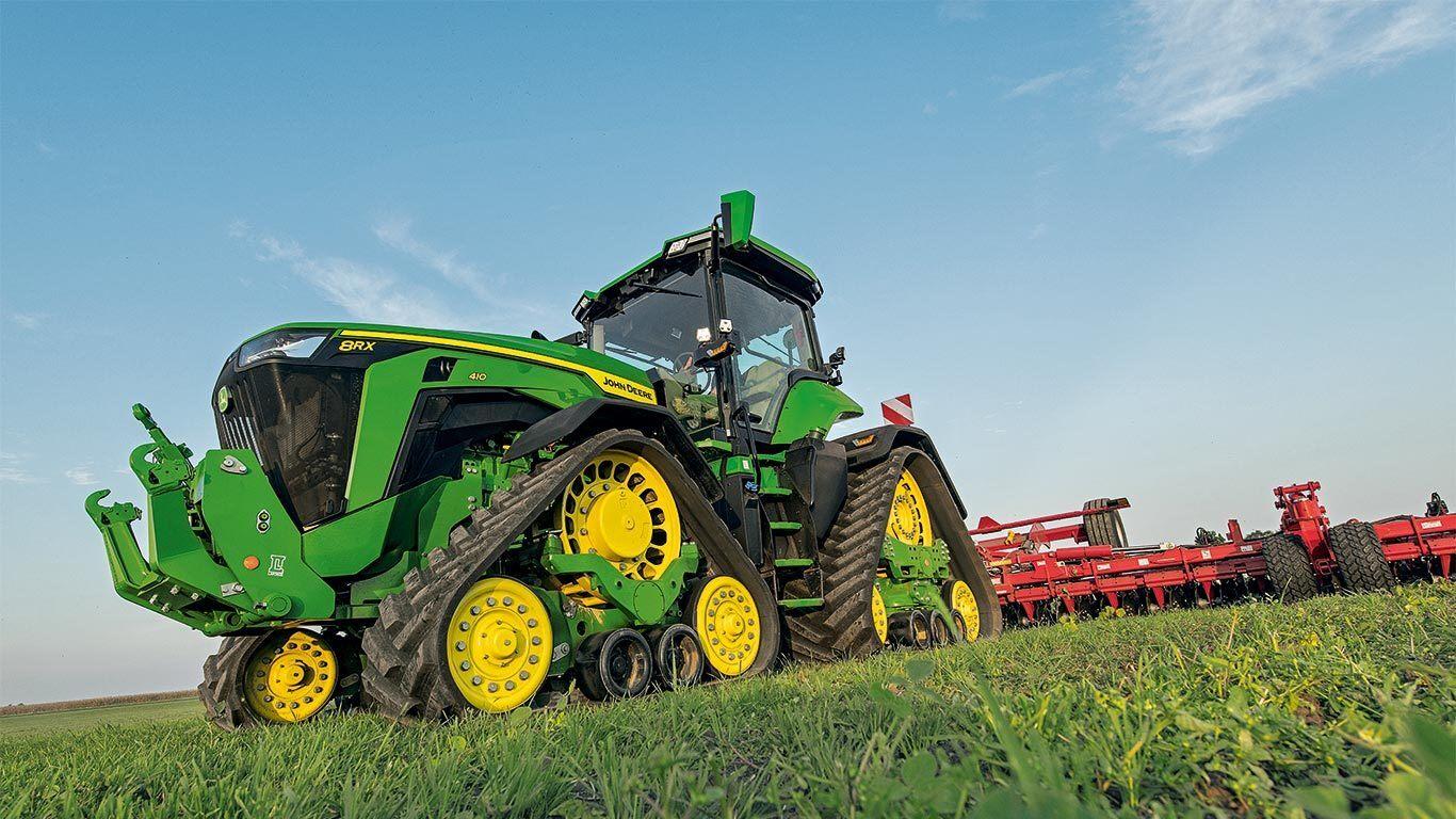John Deere 8RX Traktor
