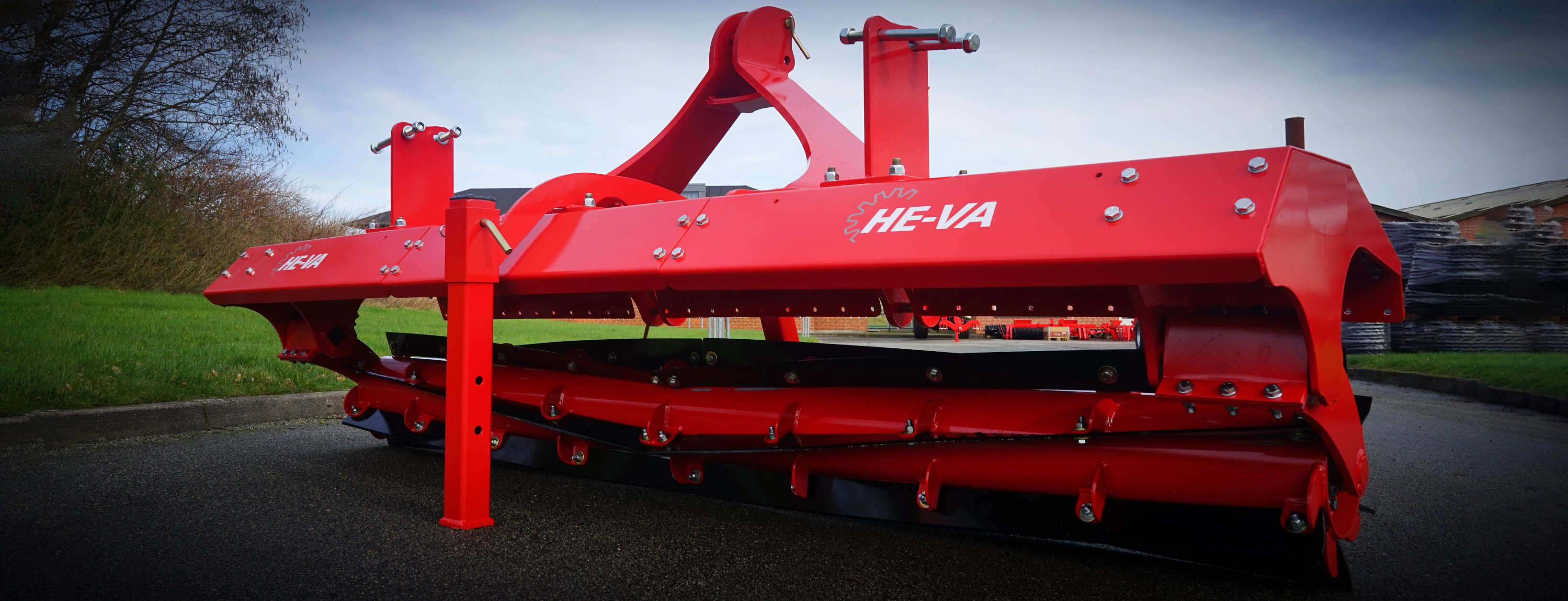 Top-Cutter, Effective and fuel-efficient laying/shredding of stubble and catch crops